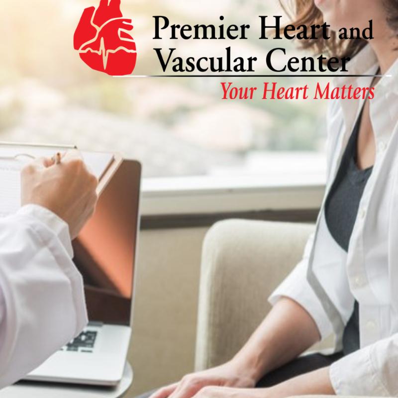 Heart Health, PHVC, Heart Attack, Premier Heart and Vascular Center