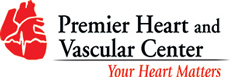 Premier Heart and Vascular – Your Heart Matters Logo